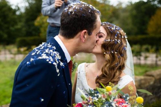 Amy & Richard's Wedding at Huntsham Court